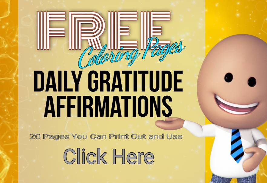 Free Affirmations Coloring Pages